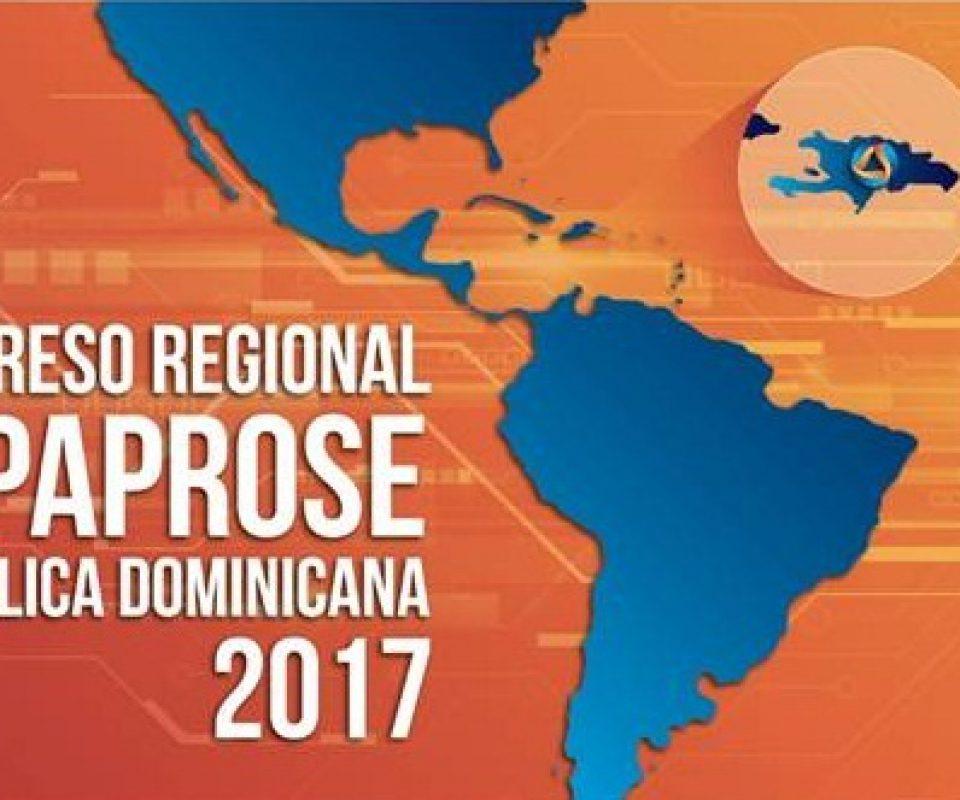 REPÚBLICA DOMINICANA. Avanza programa académico del XV Congreso Regional COPAPROSE 2017