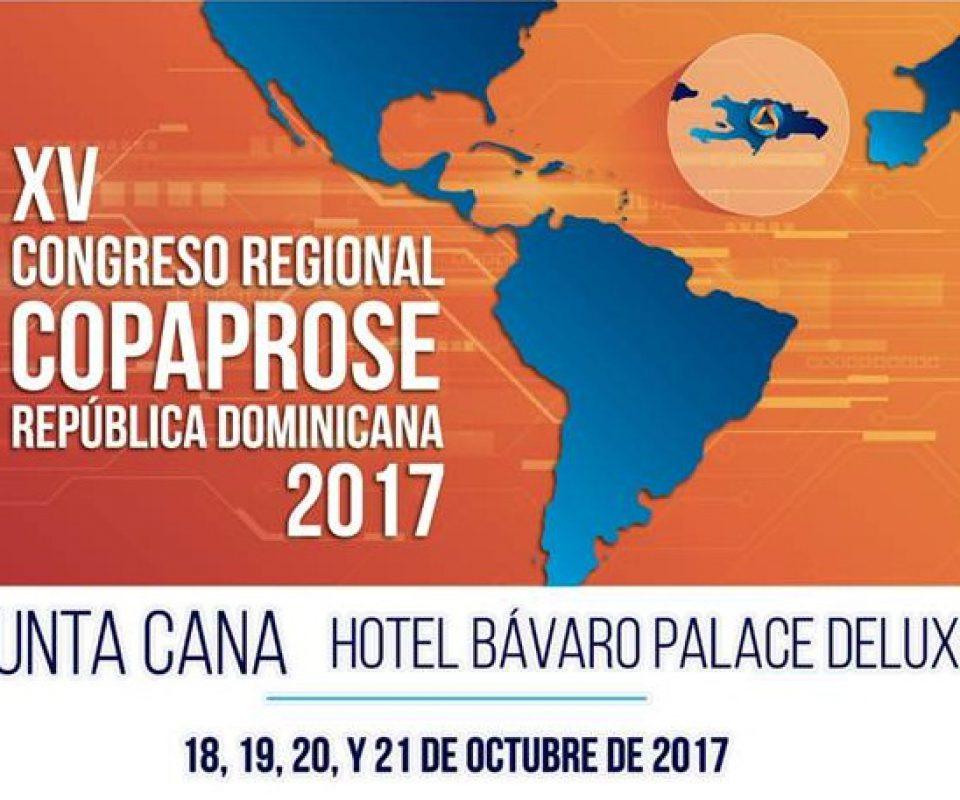 REPÚBLICA DOMINICANA. Avanza programa académico del XV Congreso Regional COPAPROSE República Dominicana 2017.