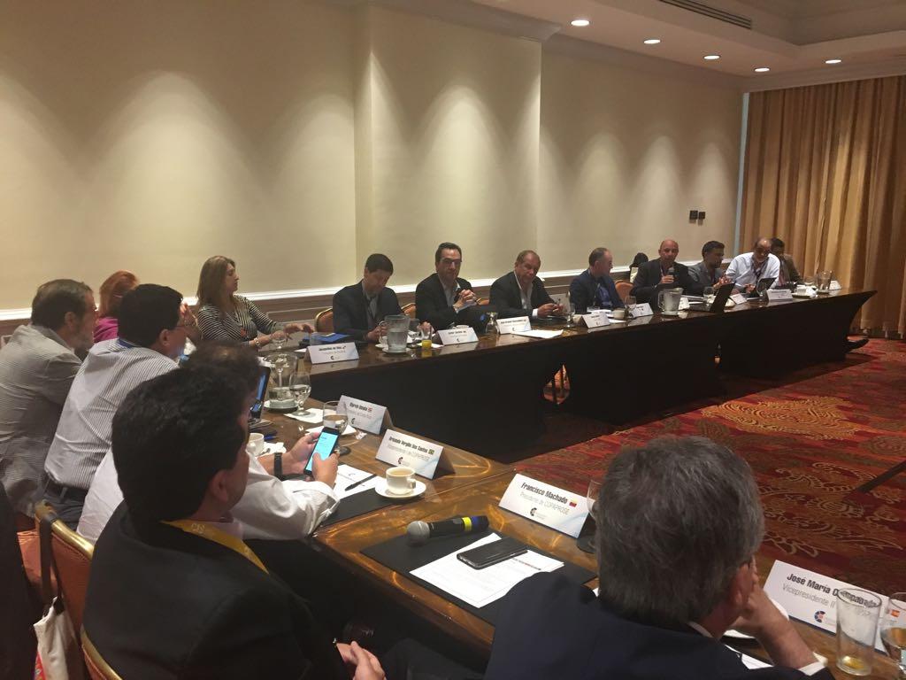 COPAPROSE convoca segunda reunión 2018 de su Consejo Directivo en Bolivia